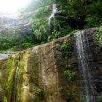 西表島の滝へトレッキング