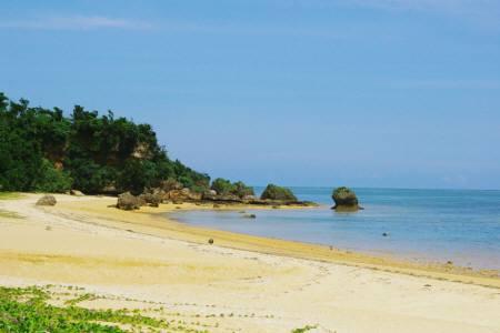 南見田の浜