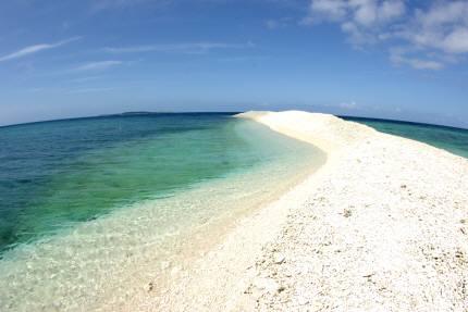 昨日のバラス島