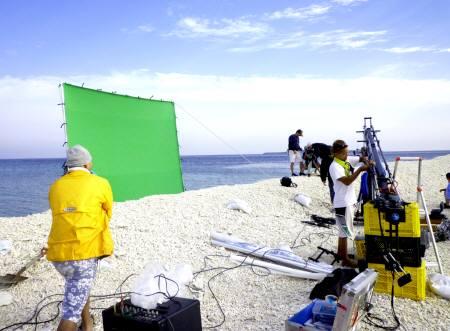 撮影セッティング