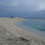 今年初のバラス島