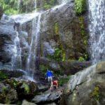 ユチン3段の滝