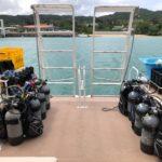西表島でカヌーと体験ダイビングを楽しむ卒業旅行!!