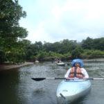 お久しぶりです!西表島カヌー・ピナイサーラの滝&バラス島!