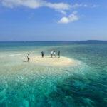 完全に夏です西表島!バラス島シュノーケリング&体験ダイビング