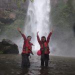 大大大迫力のピナイサーラの滝!