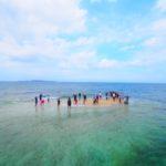 夏真っ盛りです西表島!バラス島シュノーケル